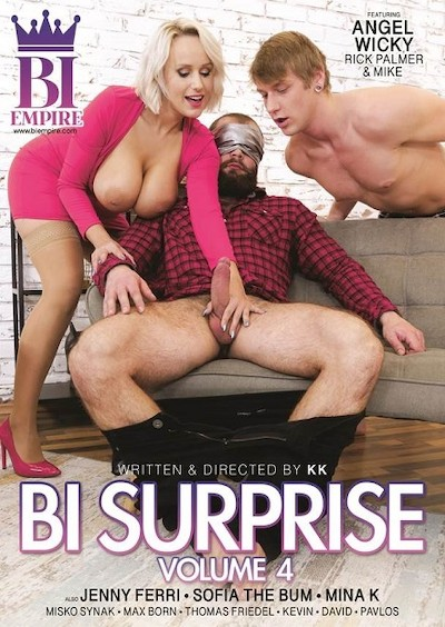 Bi Surprise 4 Bisexual Orgy on Bi Empire with Angel Wicky