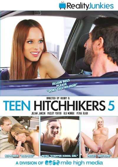 Teen Hitchhikers 5 Reality Porn DVD on RealityJunkies with Logan Long
