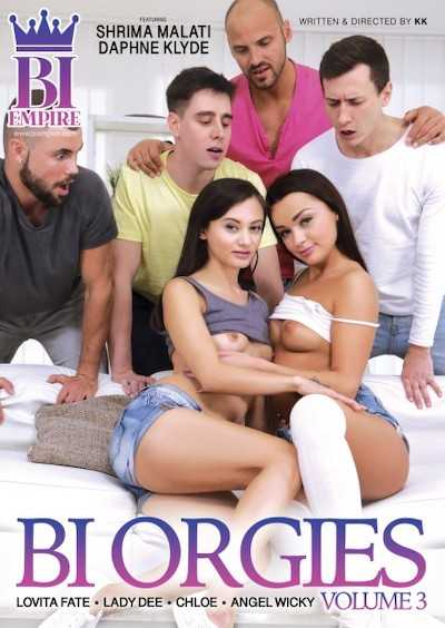 BI Orgies #03 Bisexual Orgy on Bi Empire with Alex Vichner
