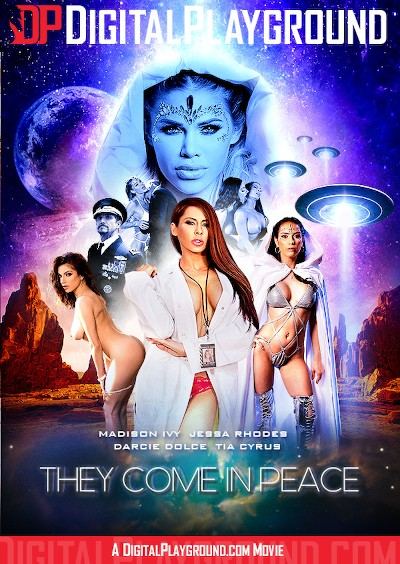 They Come In Peace - Tommy Gunn, Jessa Rhodes, Tia Cyrus, Madison Ivy, Darcie Dolce, Ryan Driller, Ricky Johnson