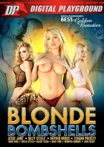 Blonde Bombshells - Shyla Stylez, Alexis Texas, Nikki Benz, Gina Lynn, Memphis Monroe, Riley Steele, Kayden Kross, Teagan Presley, Lacie Heart, Jesse Jane®