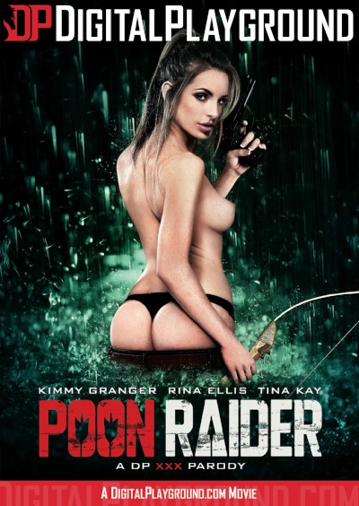 Poon Raider: A DP XXX Parody - Tina Kay, Kimmy Granger, Rina Ellis, Danny D, Ryan Ryder
