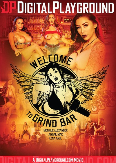 Welcome To Grind Bar - Xander Corvus, Abigail Mac, Monique Alexander, Charles Dera, Lena Paul, Scott Nails