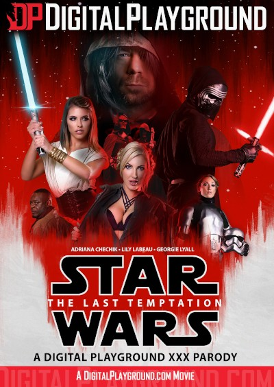 Star Wars: The Last Temptation A DP XXX Parody - Lily Labeau, Adriana Chechik, Erik Everhard, Xander Corvus, Tony D Sergio, Georgie Lyall, Axel Aces, Antonio Black