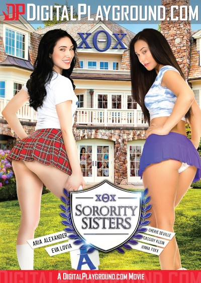 Sorority Sisters - Ryan McLane, Cherie Deville, Johnny Castle, Jenna J Foxx, Cassidy Klein, Eva Lovia, Lucas Frost, Aria Alexander