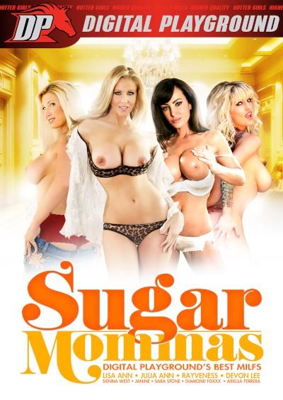 Sugar Mommas - Diamond Foxxx, Sienna West, Julia Ann, Ariella Ferrera, Devon Lee, Sara Stone, Ray Veness, Lisa Ann, Janine