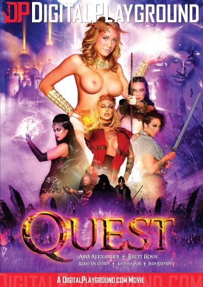 Quest - Michael Vegas, Jada Stevens, Brett Rossi, Derrick Pierce, Katrina Jade, Jay Smooth, Donnie Rock, Aria Alexander, Kleio Valentien