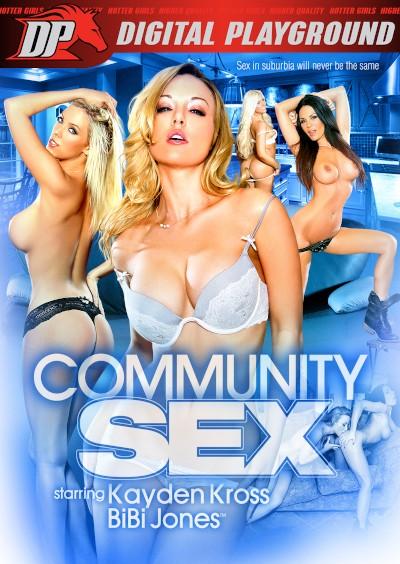 Community Sex - Anikka Albrite, Kirsten Price, Tommy Gunn, Carlo, Lea Lexis, Giovanni Francesco, Bibi Jones, Kayden Kross