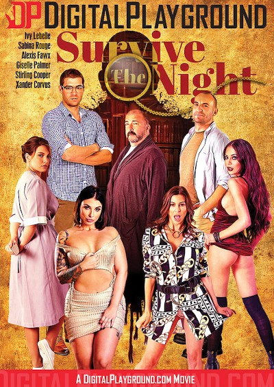 Survive The Night - Xander Corvus, Alexis Fawx, Giselle Palmer, Sabina Rouge, Stirling Cooper, Ivy Lebelle