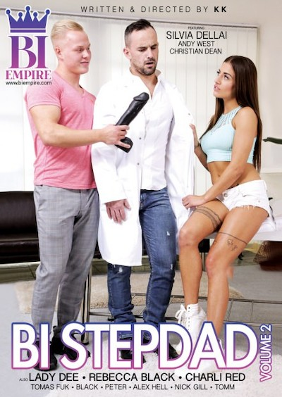 Bi Stepdad #02 Bisexual Orgy on Bi Empire with Andy West