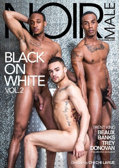 Black On White Vol 2 - NoirMale Scene