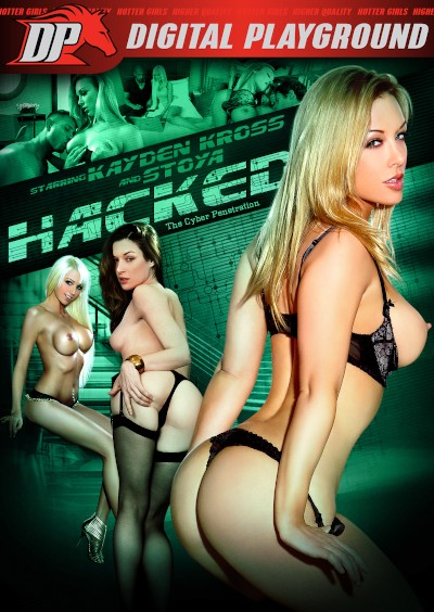 Hacked - Karlo Karrera, Ash Hollywood, Tony De Sergio, Giovanni Francesco, Rikki Six, Mr. Pete, Stoya, Kayden Kross