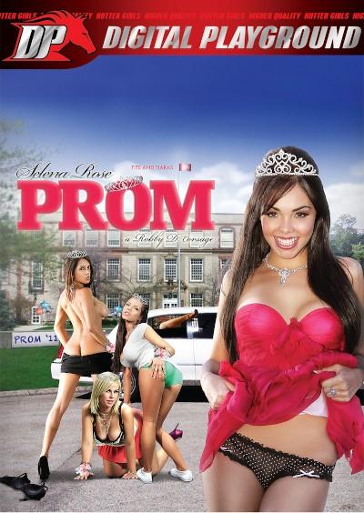 Prom - Francesca Le, Manuel Ferrara, Toni Ribas, Yurizan Beltran, Tommy Gunn, Selena Santana , Tara Lynn Foxx, Scott Nails