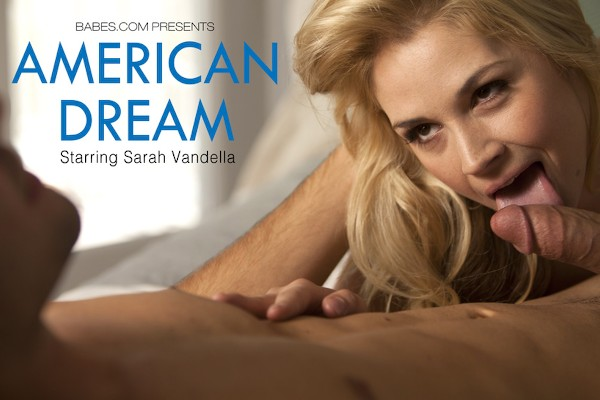 American Dream - Sarah Vandella, Logan Pierce - Babes