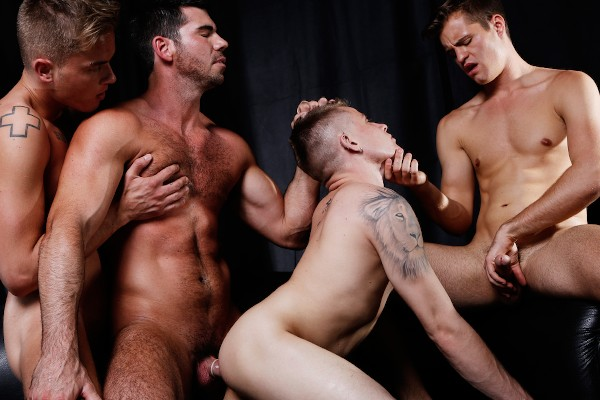 Boy Ranch Part 3 - feat Max Leo, Billy Santoro, Joey Cooper, Felix Warner