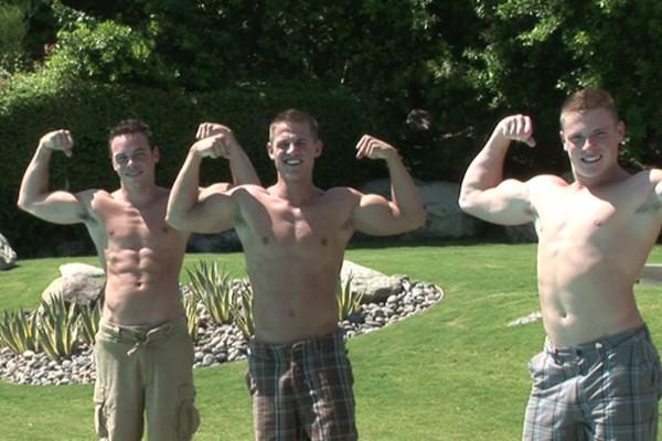 Curtis, Trey & Rylan - Best Gay Sex