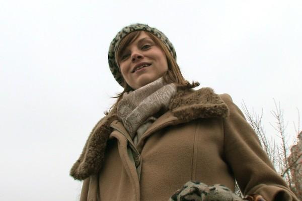 Pregnant Hottie Needs That Good Stranger Dick ft Angelina Caliente - FakeHub.com