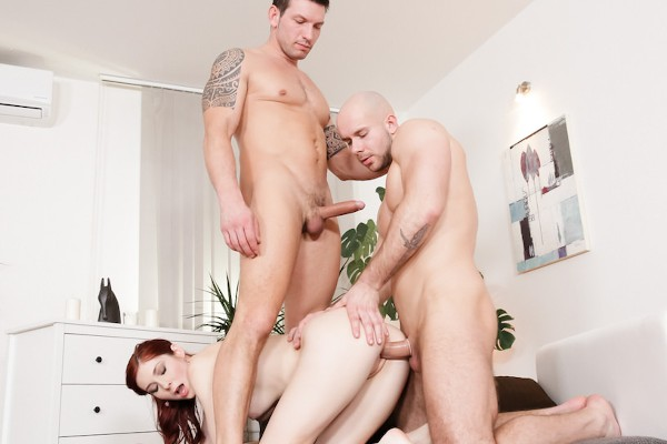 Bi Sexual Cuckold #08 Scene 3 Bisexual Orgy on Bi Empire with Alex Hell