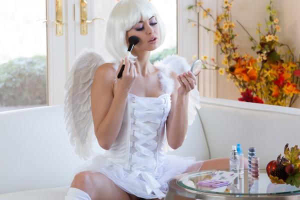 Earning Her Wings