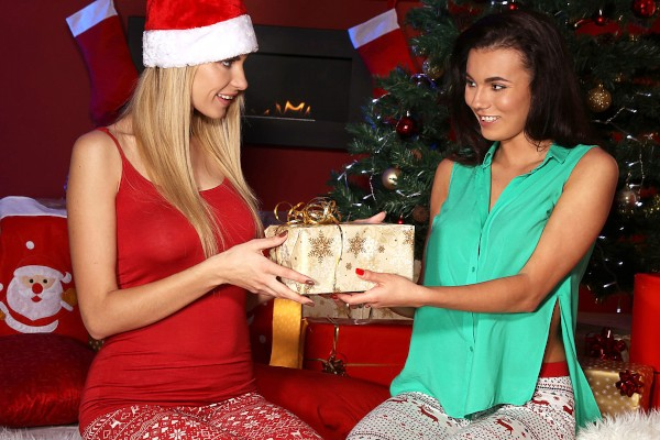 Watch Karina Grand in All I Want For Christmas