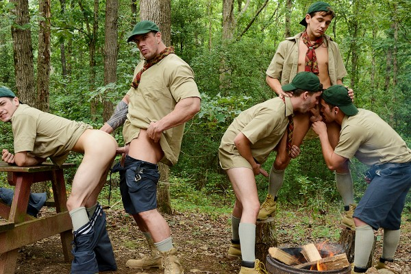 Scouts Part 4 - feat Johnny Rapid, Zeb Atlas, CK Steel, Zac Stevens, Jack Radley