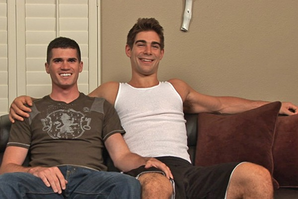 Jay & Evan: Behind the Scenes - Best Gay Sex