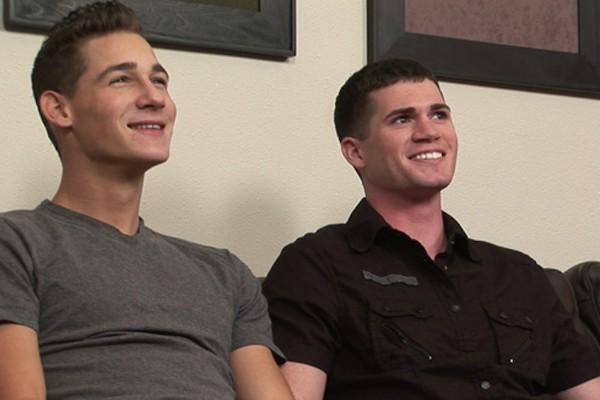 Shane & Evan - Best Gay Sex