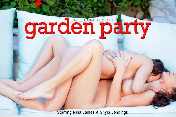 Garden Party - Shyla Jennings, Nina James - Babes