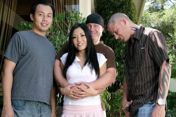 Jack's Asian Adventure 01 - Scene 2 - Kaiya Lynn, Scott Nails