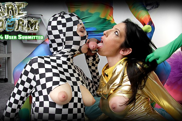 Morphed Sex Dava Foxx Porn Video - Reality Kings