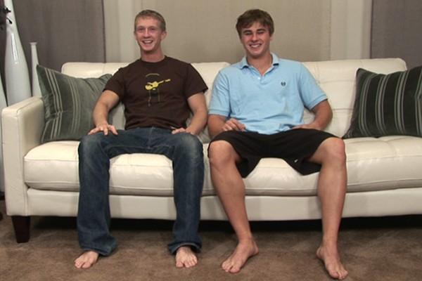 Cooper & Owen: Behind the Scenes - Best Gay Sex
