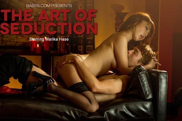 The Art Of Seduction - Marica Hase, Richie Calhoun - Babes