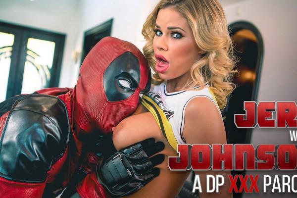 The Jerk with a Johnson: A DP XXX Parody - Xander Corvus, Jessa Rhodes