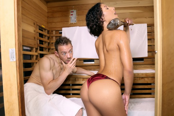 Watch Erik Everhard, Liv Revamped in Sauna Seduction