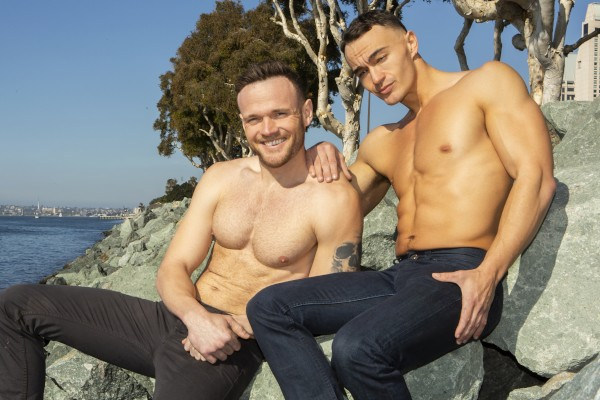 Jayce & Sean: Bareback - Best Gay Sex