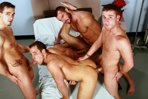 Horny Patient - feat Jessy Ares, Dylan Roberts, Phenix Saint, Trevor Knight, Nikko Alexander
