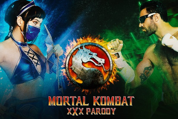 Mortal Kombat: A XXX Parody - Charles Dera, Aria Alexander