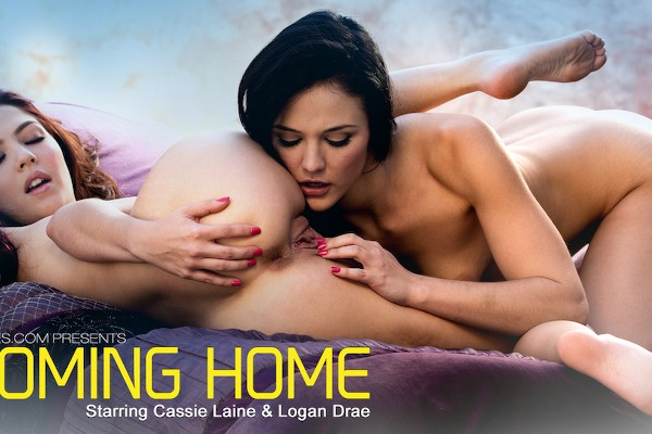 Coming Home - Cassie Laine, Logan Drae - Babes