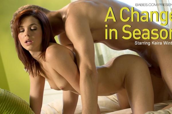 A Change in Season - Michael Vegas, Kiera Winters - Babes