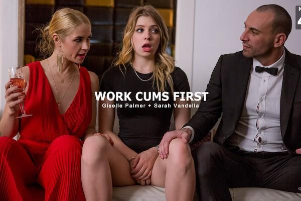 Work Cums First