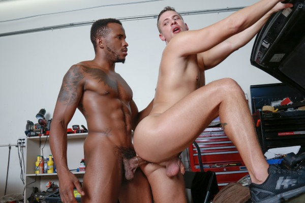 Dudes in Public 34: Auto Body - Aston, Phoenix Fellington