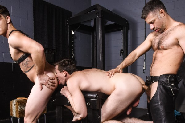 Step Daddy's Basement: Part 3 - Paul Canon, Tristan Jaxx, Jack Hunter