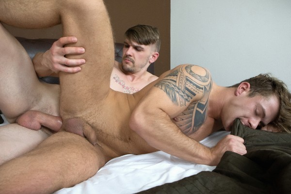 Watch Tony, Dave Miro in Stretched And Flexed