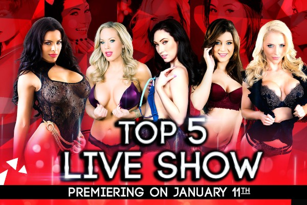 DP STAR - Season 2 - Top 5 Live Show - Olivia Austin, Mick Blue, Toni Ribas, JoJo Kiss, Nikki Benz, Eva Lovia, Luna Star, Keiran Lee, Alix Lynx, Aria Alexander