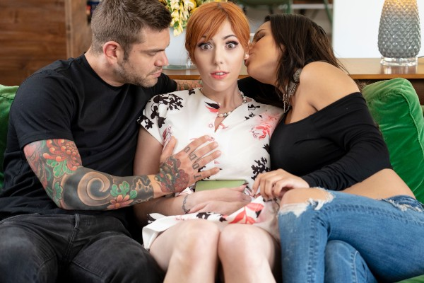 Stepmom Learns a Lesson - Lauren Phillips, Juan Lucho, Autumn Falls - Babes