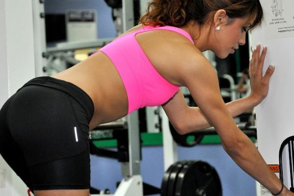 Watch Veronica Rodriguez in PERVsonal Trainer