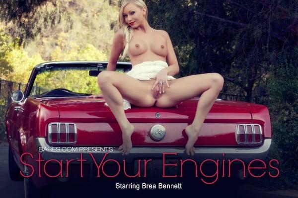 Start Your Engines - Brea Bennett - Babes