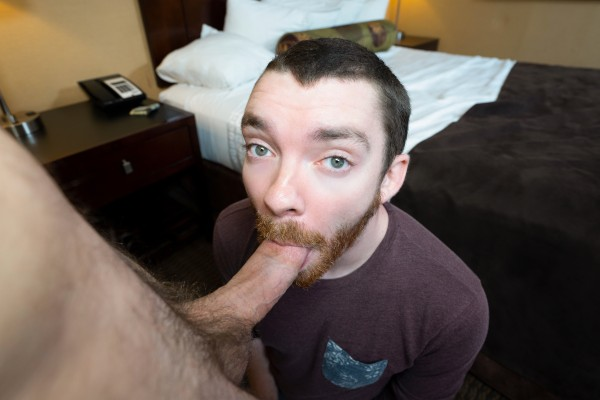 Str8 Chaser - Nathan - Best Gay Sex
