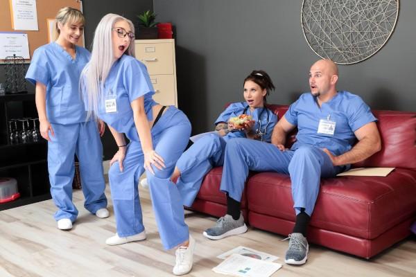 Registered Nursing Naturals with Jmac, Skylar Vox at bignaturals.com