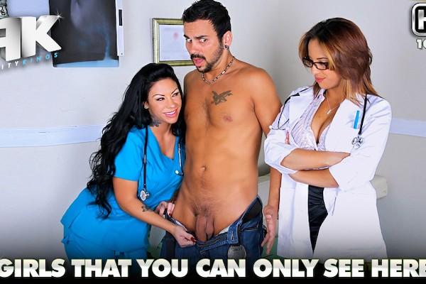 The Nurses Know Voodoo Porn Video - Reality Kings